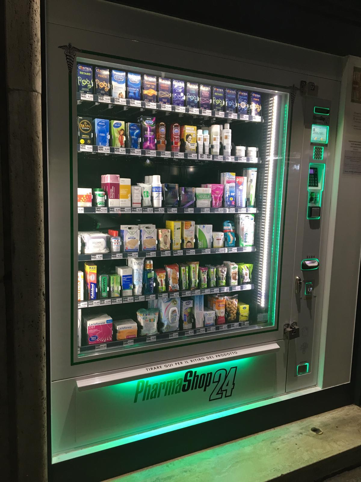 Installazione Pharmashop