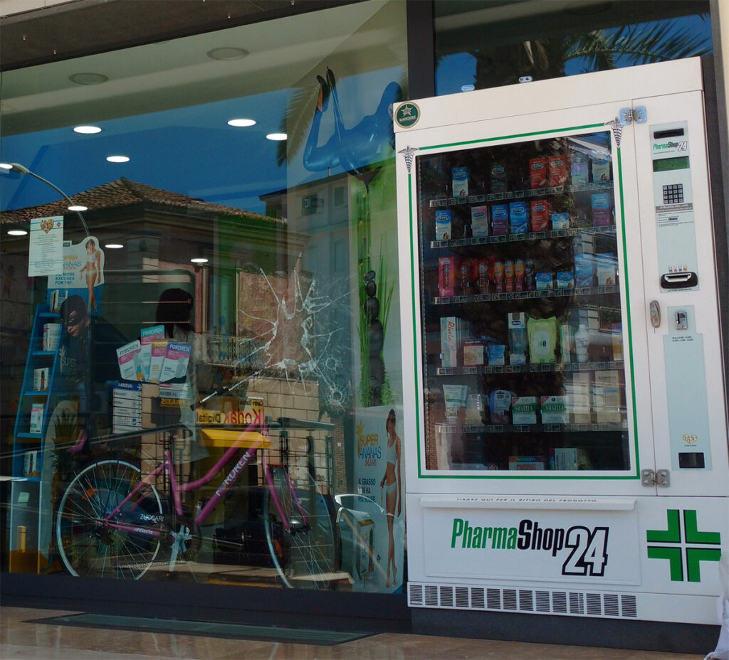 Installazione Pharmashop24